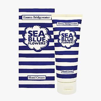 Emma Bridgewater 75ml Hand Cream - Sea Blue Flowers