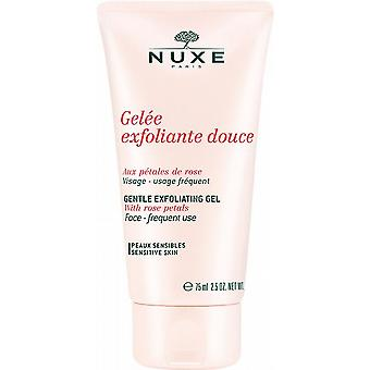 Nuxe Gentle Exfoliating Gel med Rose