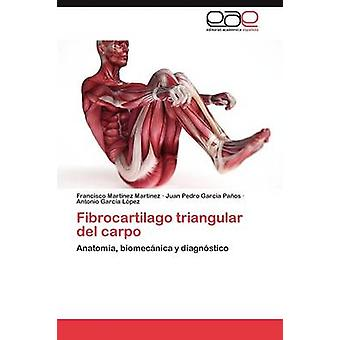 Fibrocartilago triangulär del Carpo av Martinez Martinez Francisco