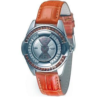 Zeno-watch Black watch Lalique Lalique orange 6602Q-s3-5