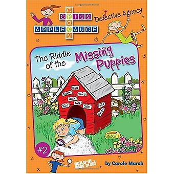 The Riddle of the Missing Puppies by Carole Marsh - 9780635062031 Book