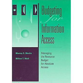 Budgeting for Information Access - Resource Management for Connected L
