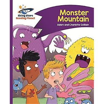 Reading Planet - Monster Mountain - Purple - Comet Street Kids by Adam