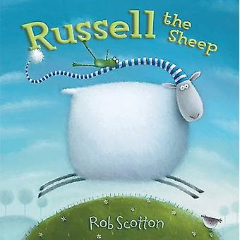 Russell the Sheep by Rob Scotton - Rob Scotton - 9780061709968 Book