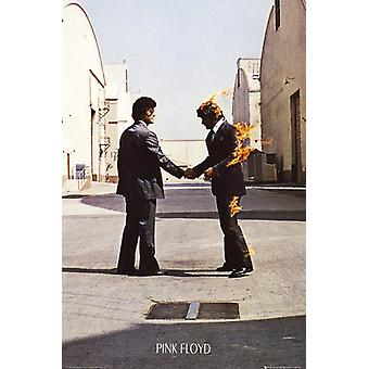Pink Floyd Wish You Were Here Maxi Poster 61x91.5cm