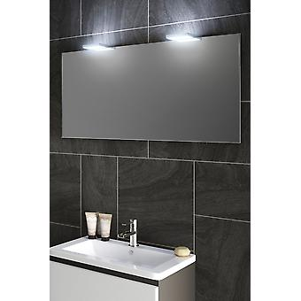 Ambient Audio Shaver LED Top Light Mirror Avec Demister et Capteur k491