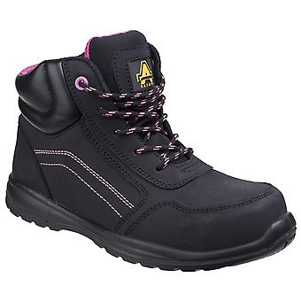 Amblers Safety Womens AS601 Lydia Composite Safety Boot With Side Zip