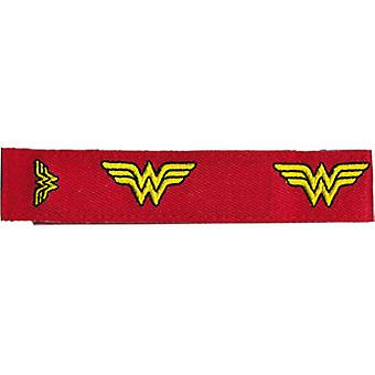Wristband - DC Comics - Wonder Woman Logo New Gifts Toys ewb-dc-0004