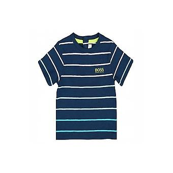 Hugo Boss Boys Hugo Boss Infants Teal T-Shirt
