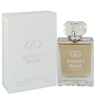 Anucci Rose Eau De Parfum Spray By Anucci