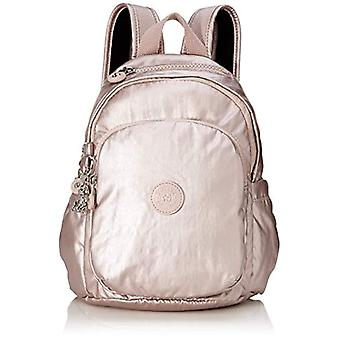 Kipling BASIC PLUS Casual Backpack - 30 cm - 8 liters - Pink (Metallic Rose)