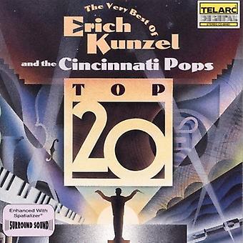 Kunzel/Cincinnati Pops - Very Best of Erich Kunzel [CD] USA import