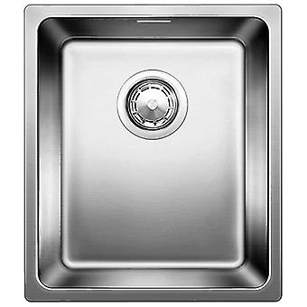 Blanco Sink Andano 180/340-U Without Automatic Valve