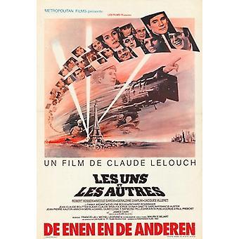 Affiche du film boléro (11 x 17)