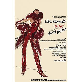 Act (Broadway) film affisch Skriv ut (27 x 40)