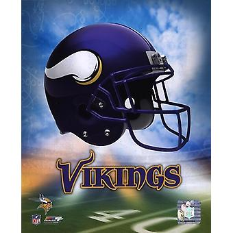 2009 Minnesota Vikings Team Logo-Sport-Bild