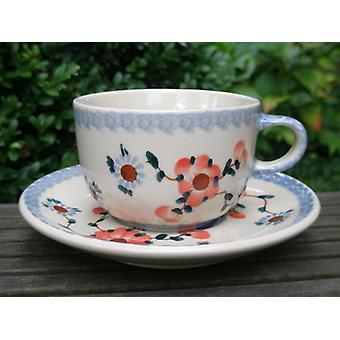 Cup and saucer for tea o. coffee, 200 ml volume, tradition 53 - BSN 21953