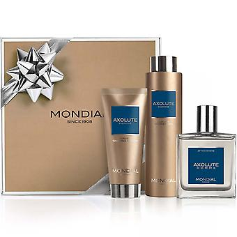 Mondial Axolute-I Luxury Mens Gift Pack