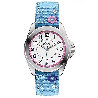 s.Oliver watch kids watch kids SO-3176-LQ