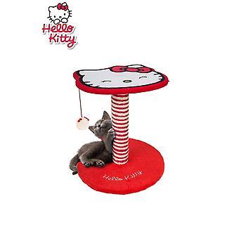 Hello Kitty kat aktivitet indlæg med Fur bolden