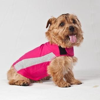 Thundershirt til hunde Pink Polo Medium