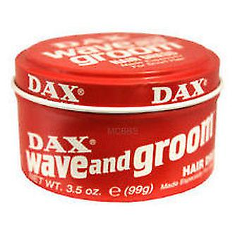 Dax Wave Hairdress 3,5Oz Groom - (Man , Hair Care , Hairstyling , Styling Products)