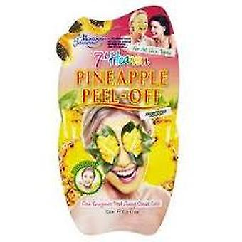 Montagne Jeunesse Pineapple Face Mask