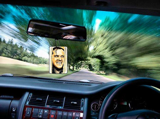 Johnny Car Air Freshener Jack Nicholson Voici