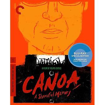 Canoa - a Shameful Memory [Blu-ray] USA import