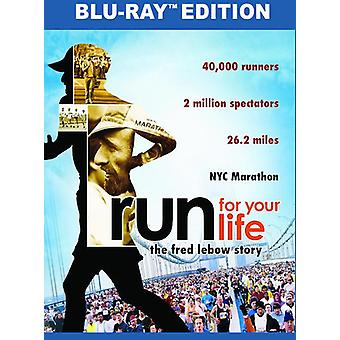 Run for Your Life [Blu-ray] USA import