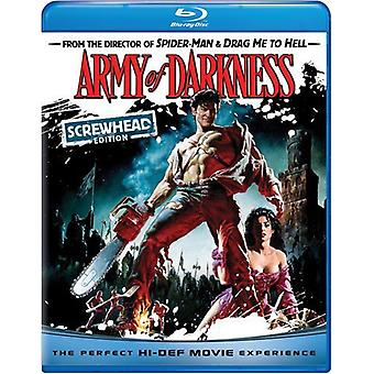 Army of Darkness - Army of Darkness [Screwhead Edition] [Blu-ray] [BLU-RAY] USA import