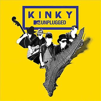 Kinky - MTV Unplugged [CD] USA import