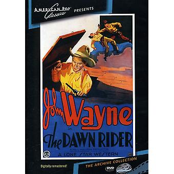 Dawn Rider (1935) [DVD] USA import