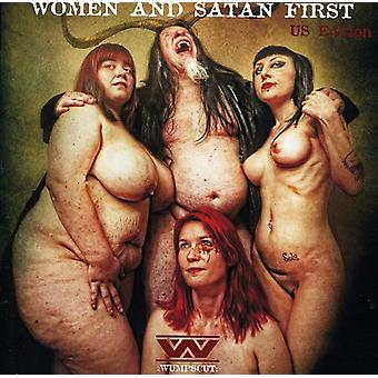 Wumpscut - Women & Satan First [CD] USA import