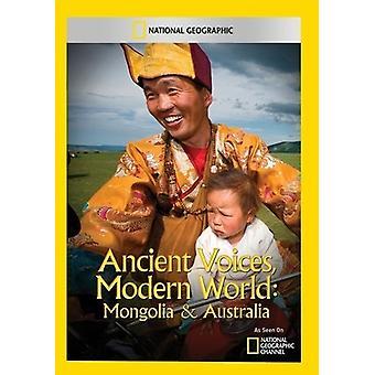 Stimmen moderne Antike: Mongolei & Australien [DVD] USA importieren