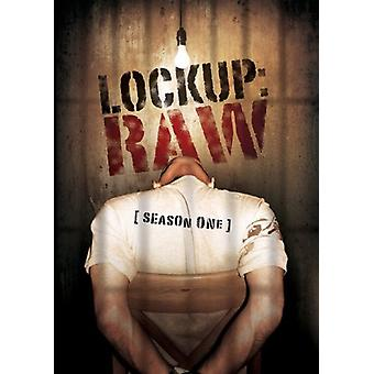 Lock Up-Raw [DVD] USA import