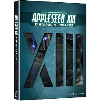 Appleseed Xiii: Tartaros & Ouranos [DVD] USA import