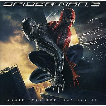 Spider-Man 3: Music From & Inspired by - Soundtrack [CD] USA import