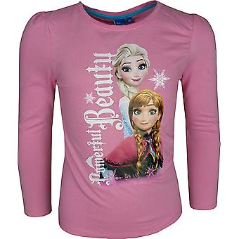 Disney Frozen Elsa & Anna Long Sleeve TopT-Shirt