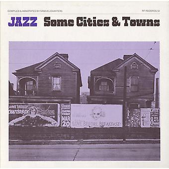 Jazz/Some Cities & Towns - Jazz/Some Cities & Towns [CD] USA import