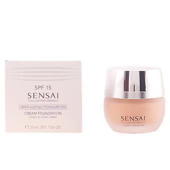 SENSAI CP cream foundation
