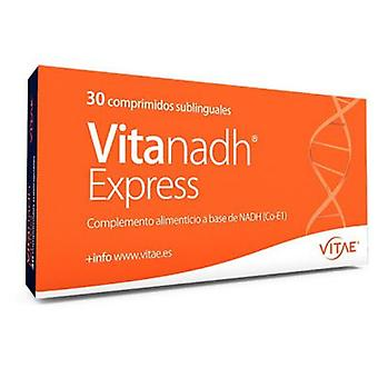 Vitae Double Vitanadh Express 10 Comp. (Vitamins & supplements , Special supplements)