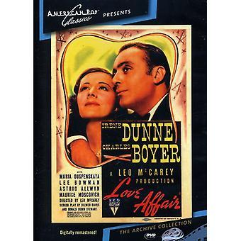 Love Affair (1939) [DVD] USA importerer