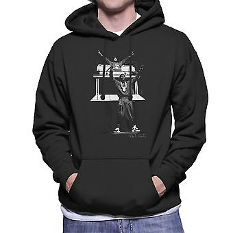 Eric B and Rakim Hammersmith Odeon 1987 Men's Hooded Sweatshirt