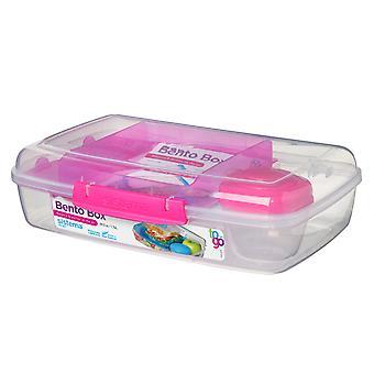 Sistema Bento Box 1,76 Larsen, Pink