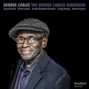George Cables - The George Cables Songbook [CD] USA import