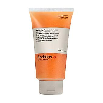 Anthony Logistics Facial Scrub 237ml