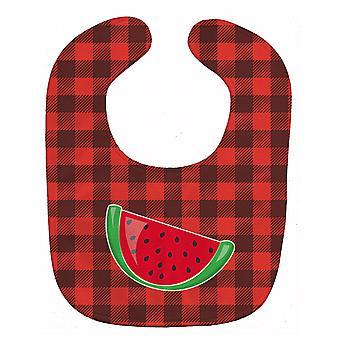 Carolines schatten BB8630BIB achtertuin BBQ-watermeloen Baby slabbetje