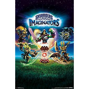 Imaginators - Key Art Poster Poster Print