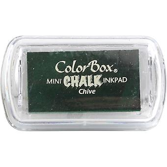 ColorBox Chalk Mini Ink Pad-Chive CB712-65